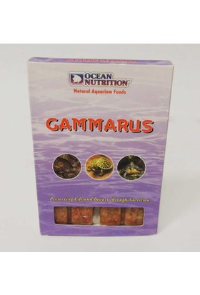 OceanNutrition Ocean Nutrition Frozen Gammarus 100 Gr.