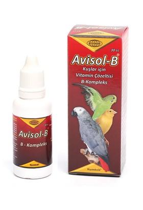 Biyoteknik Avisol-B Kuşlar İçin Vitamin Kompleks 30 cc