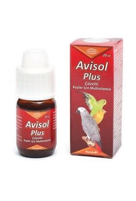 Biyoteknik Avisol Plus Kuşlar İçin Multivitamin 20 cc