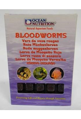 OceanNutrition Frozen Bloodworms 100 Gr.
