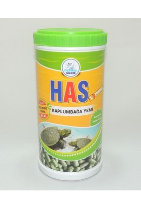 Has Kaplumbağa Yemi 100 Gr.(1 Lt.)