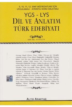 Altın Anahtar Yayınları Anahtar Ygs-Lys 9-10-11-12. Sınıf Di - Ali Selçuk