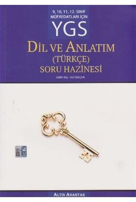 Altın Anahtar Yayınları 9-10-11-12. Sınıf Dili Ve Anlatım-Türkçe Soru Hazinesi