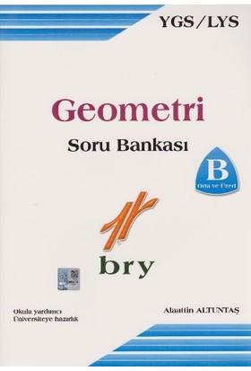 Birey Eğitim Yayınları Ygs-Lys Geometri Soru Bankası B Orta Ve İleri
