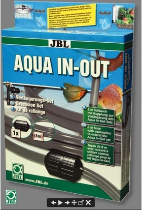 Jbl Aqua İn-Out Extension Set