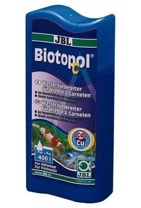 Jbl Biotopol C 100Ml Kabuklu Ve Karides İçin Su Düzenleyici