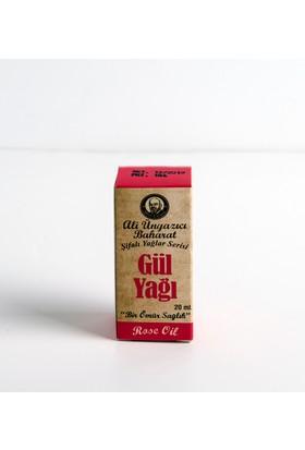Ali Ünyazıcı Gül Yağı 20 cc (gül yağı içeriği 8 de 1)