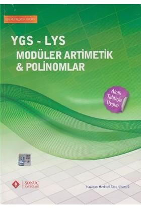Sonuç Yayınları Ygs-Lys Modüler Aritmetik & Polinomlar