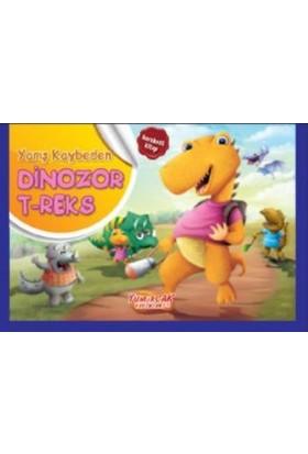 Yarış Kaybeden Dinozor T-Reks: Hareketli Kitap