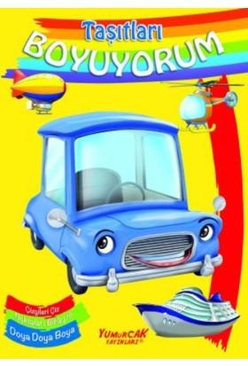 Kavramlar Boyama Seti 6 Kitap