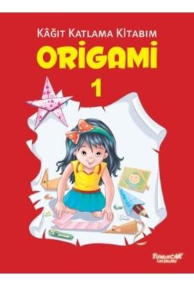 Kağıt Katlama Kitabım (Origami Kitabı 4 Kitap)