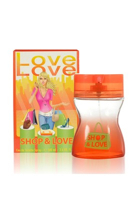 Love Love Shop & Love EDT 60ml Sprey Kadın Parfümü