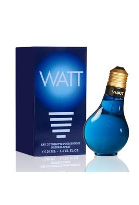 Parfums Watt Eau De Toilette 100ml Sprey Blue Erkek Parfümü