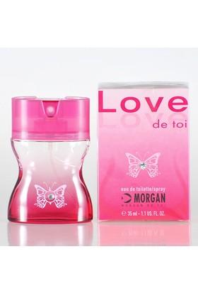 Love Love De Toi EDT 60ml Sprey Kadın Parfümü