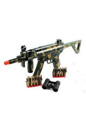 Military Mp5 Silah Seti Makineli Tüfek