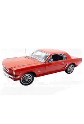 1:18 1964-1/2 Ford Mustang