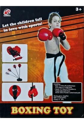 Bircan Oyuncak Boxing Toy Ayaklı Boks Seti