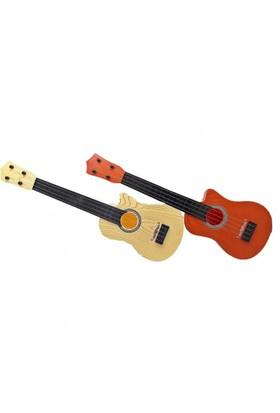 Ahşap Görünümlü İspanyol Gitar