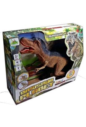 Pilli Yürüyen Tyrannosaurus Rex