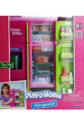 Play@Home Pilli Buzdolabı