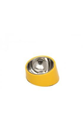 Super Design Ml990381 S Sarı Yatay Mama Kabı