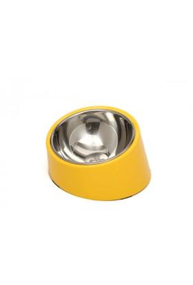 Super Design Ml990382 M Sarı Yatay Mama Kabı
