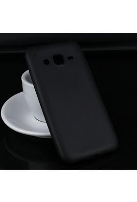 Tlfcom Samsung Galaxy J2 Silikon Kılıf Siyah