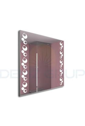 Led Işık Aydınlatmalı Ayna Model : LE3-045