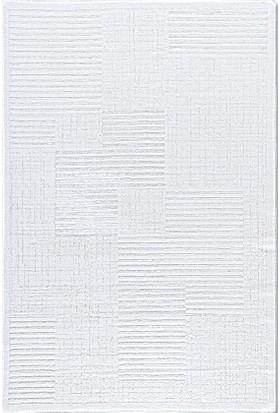 Je Veux Home Cotto Lux Mühür Beyaz Halı 80x140 cm