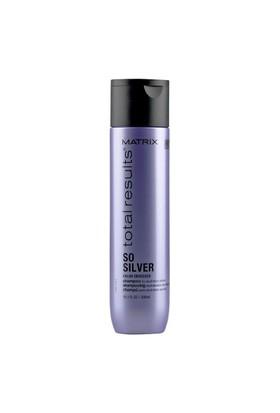 Matrix Total Results So Silver Gri ve Beyaz Saçlar İçin Bakım Şampuanı 300ml
