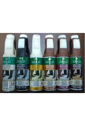 Gold Care Sprey Süet Nubuk Boyası Koyu Kahve