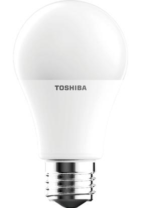 Toshiba Ampul 2700K 9W (60W) Standart (E27) 806Lm Duylu 230V Sarı Led Ampul
