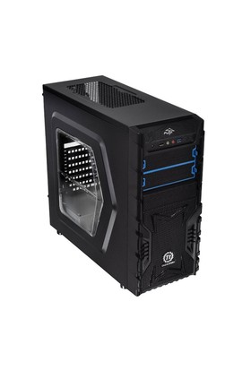 Thermaltake Versa H23 500W USB 3.0 Pencereli Oyuncu Kasası CA-3B1-50M1WE-00