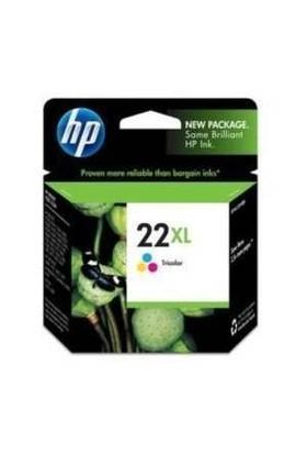 Hp 22XL Renkli Deskjet 3920/F2180/D1360 Orjinal Kartuş