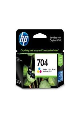 Hp 704 Renkli Orjinal Kartuş Hp 2060 All-in-one