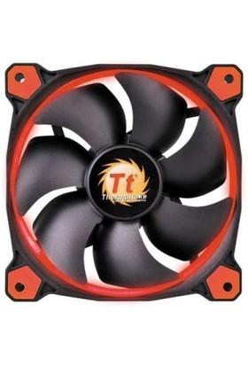 Thermaltake Riing 12cm Yüksek Statik Basınçlı Kırmızı Halka Ledli Kasa&Radyatör Fanı CL-F038-PL12RE-A