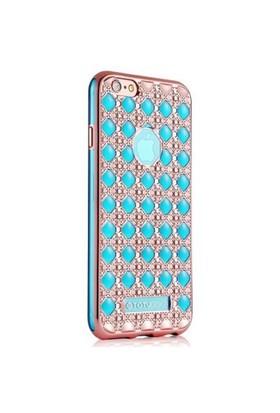 Totu Design Jade Series Apple iPhone 6 / 6s Desenli Silikon Kılıf