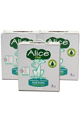 Alice Clinic Kedi Kumu 3 Adet