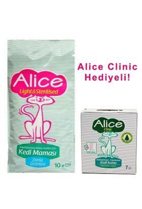 Alice Light & Sterilised Kedi Maması 12 kg