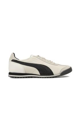 Puma Elsu Sl F V Kids White-İtalian Plum Spor Ayakkabı 356825-091