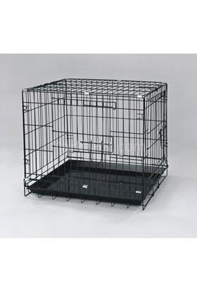 Dayang Kedi Köpek Kafesi Metal 61*44*50 cm