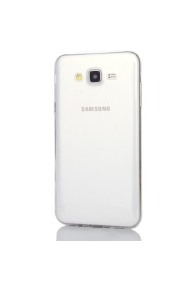 Mobil Shop Samsung Galaxy A5 Kılıf 0.2MM Silikon