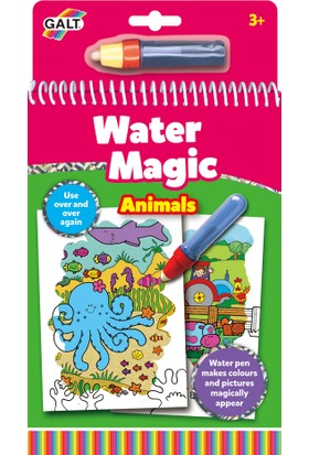 Water Magic Animals 3 Yaş+