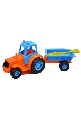 Can Oyuncak 102A Fileli Rom.Traktör