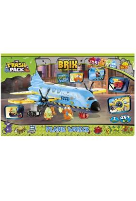 Cobi 6262 Ttp Wrecked Plane 257 Parça