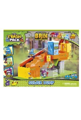 Cobi 6264 Ttp Sewer Dump 357 Parça