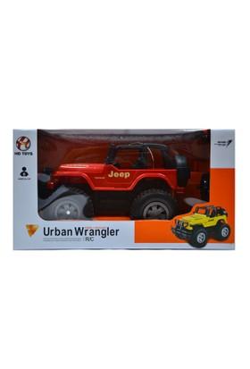 Erkol Oyuncak G03011R 4 Uzaktan Kumandalı Şarjlı Urban Jeep