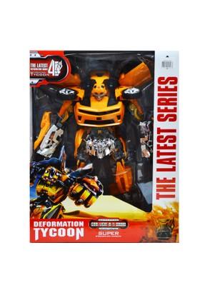 Erkol Oyuncak 423G Kutulu Transformers Set