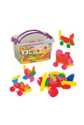 Fen Toys 03075 Mono Blocks Box 112 Parça