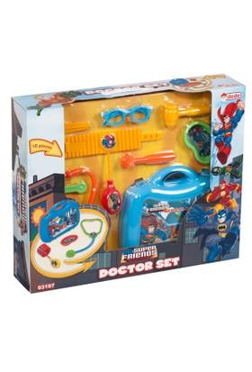 Fen Toys 03197 Dc Doktor Çantası Super Friends Kutu